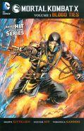 Mortal Kombat X Blood Ties