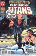 New Teen Titans Vol 2 119