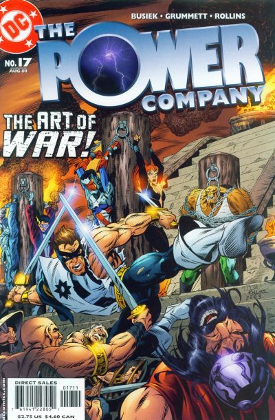 The Power Company Vol 1 17