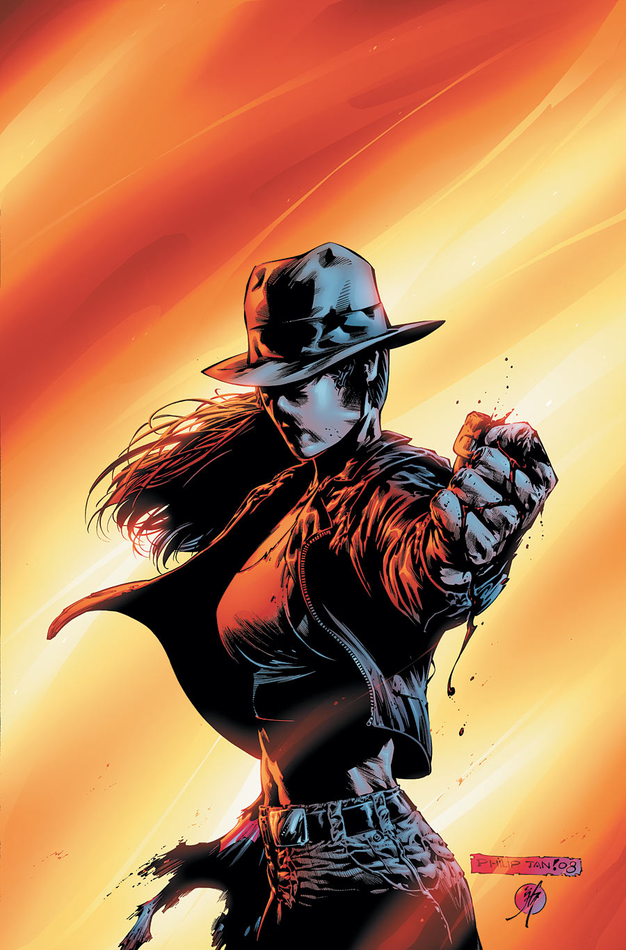 Renee Montoya (New Earth)
