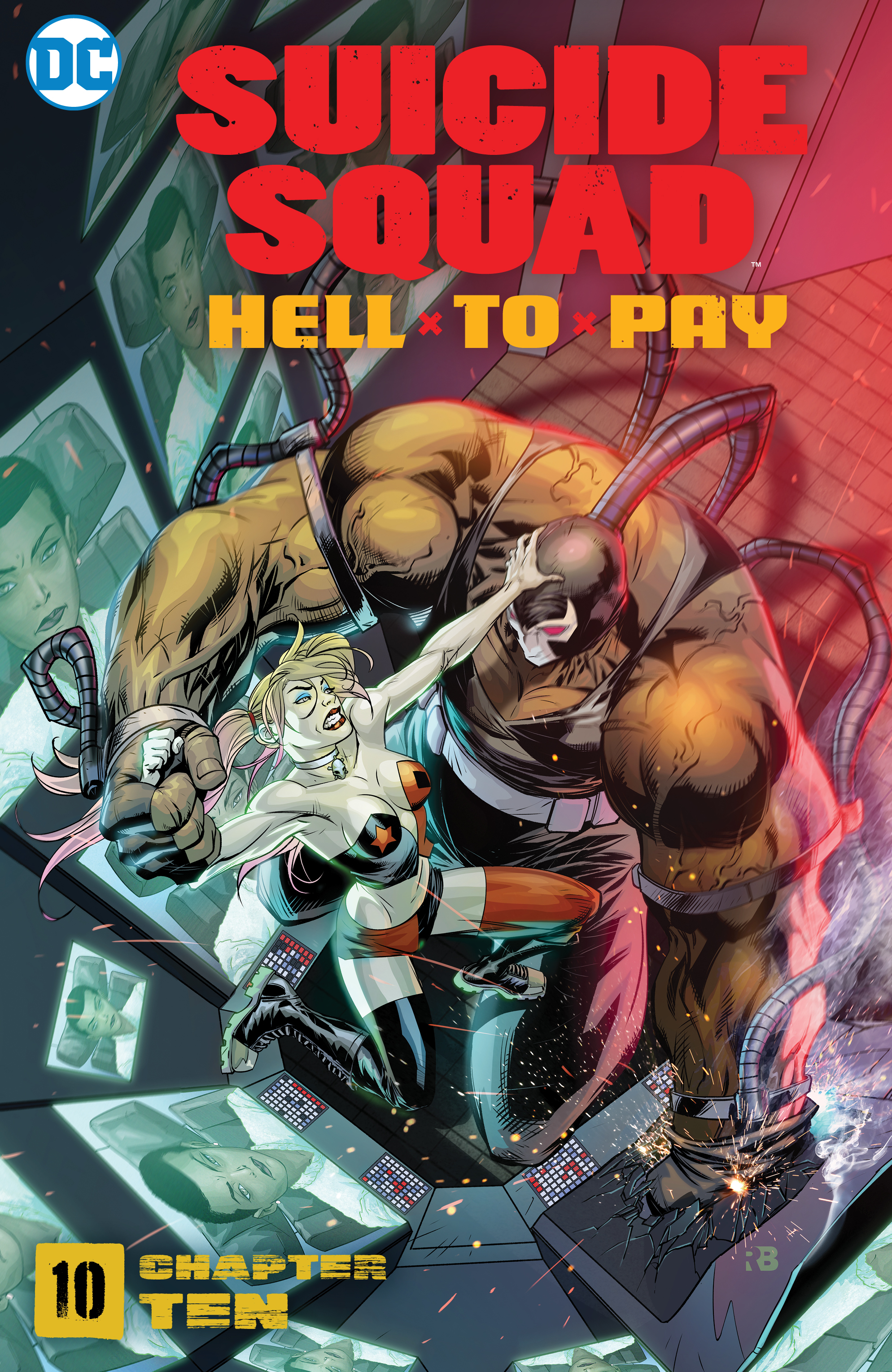 Suicide Squad: Hell to Pay Vol 1 10 (Digital)