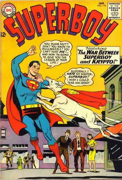 Superboy Vol 1 118