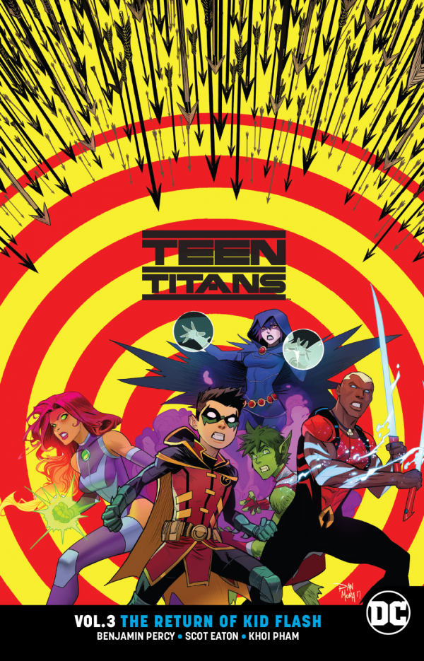 Teen Titans: The Return of Kid Flash (Collected)