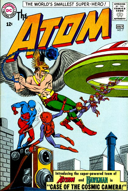 The Atom Vol 1 7