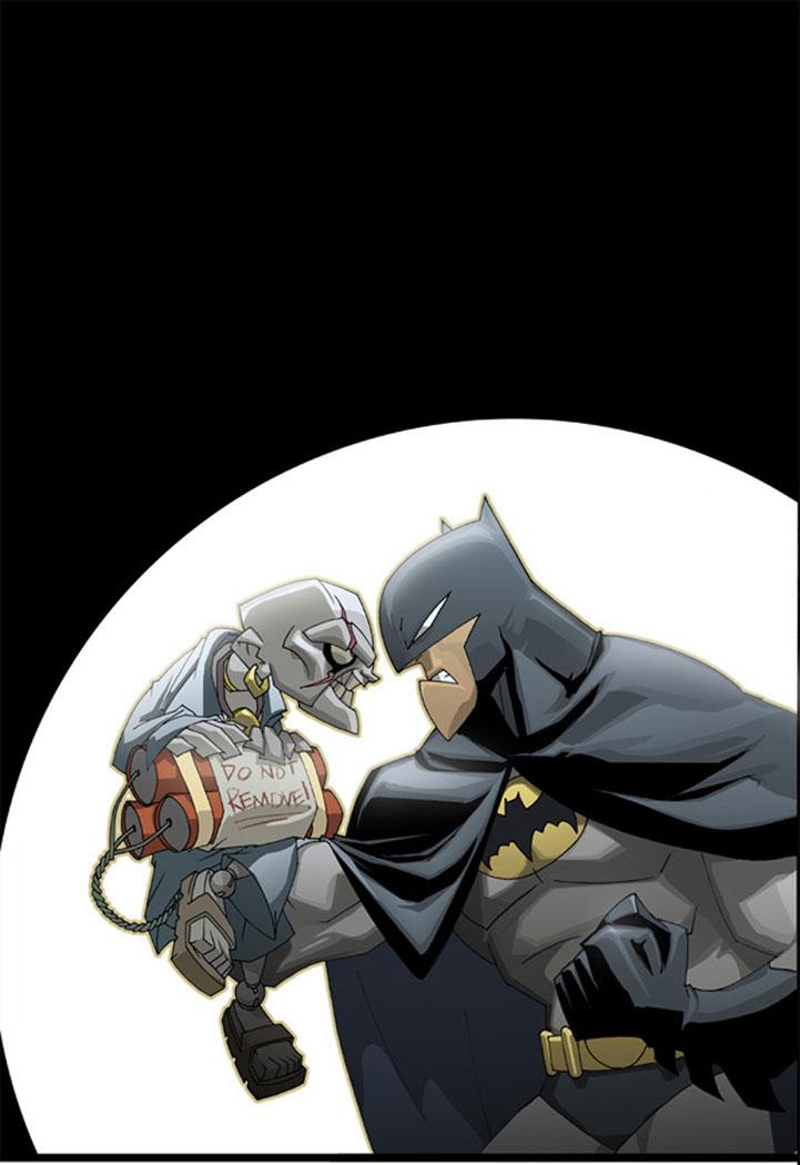 The Batman Strikes! Vol 1 5 Textless.jpg