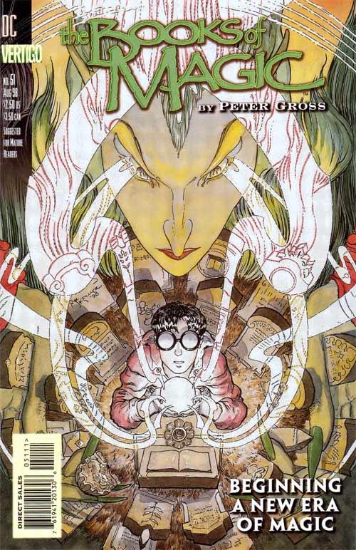 The Books of Magic Vol 2 51