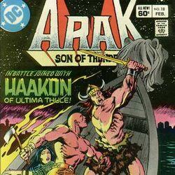Arak: Son of Thunder Vol 1 18