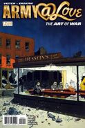 Army at Love the Art of War Vol 1 2