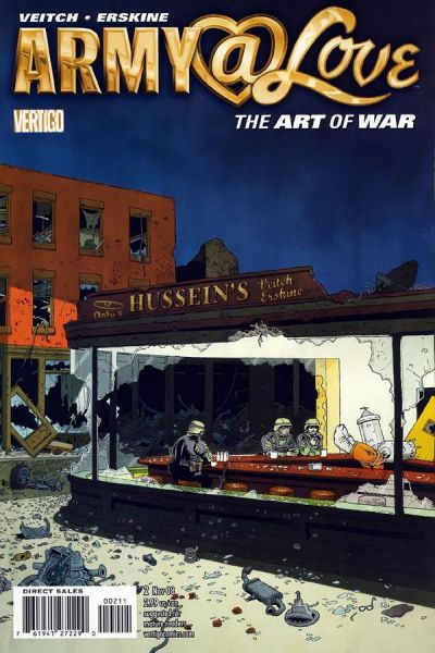 Army @ Love: The Art of War Vol 1 2