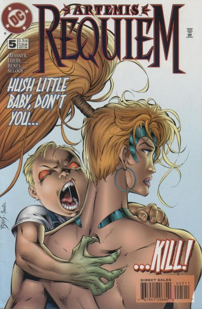 Artemis: Requiem Vol 1 5