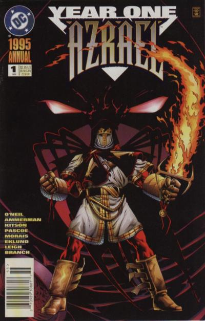 Azrael Annual Vol 1 1