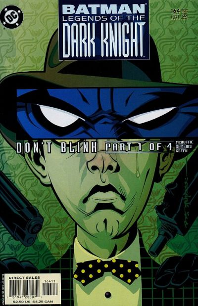 Batman: Legends of the Dark Knight Vol 1 164
