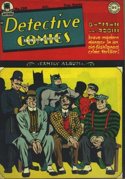Detective Comics Vol 1 129