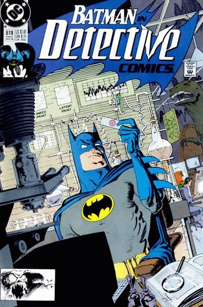 Detective Comics Vol 1 619