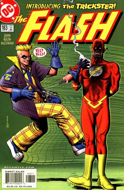 The Flash Vol 2 183