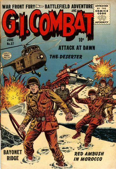 G.I. Combat Vol 1 37