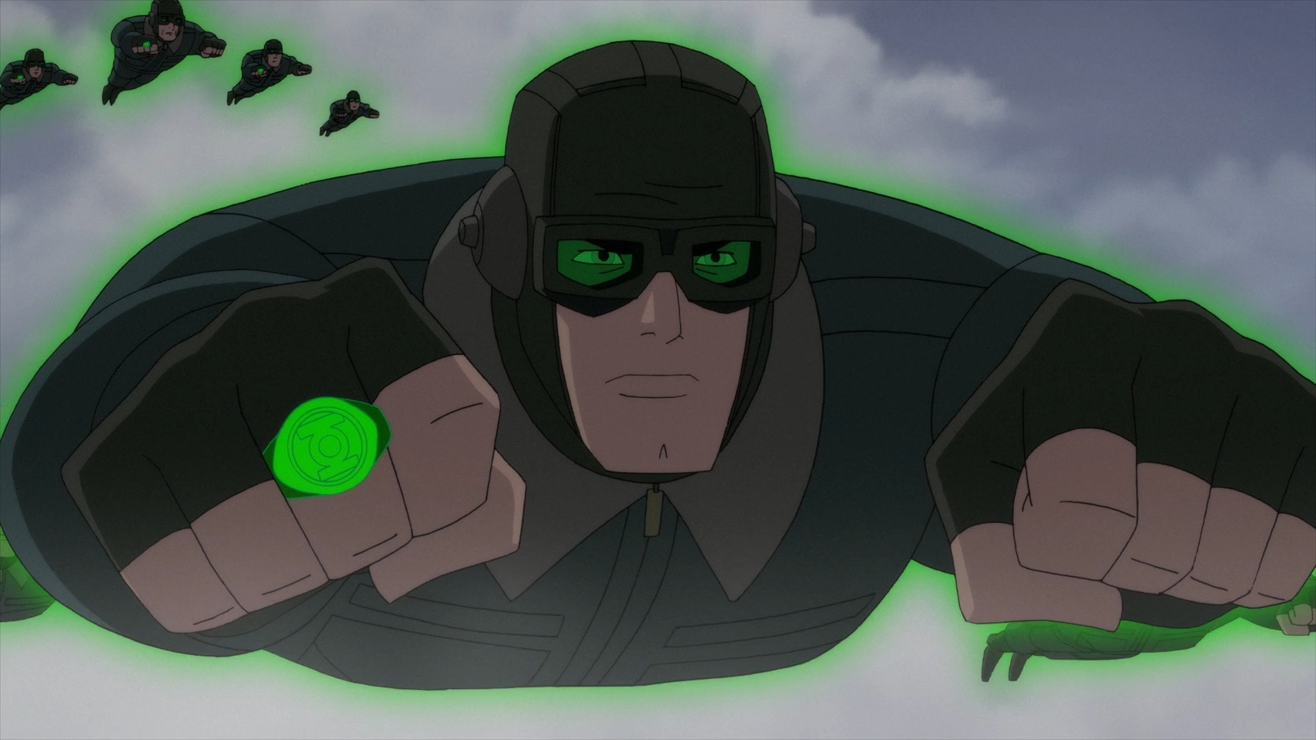 Hal Jordan (Superman: Red Son Movie)