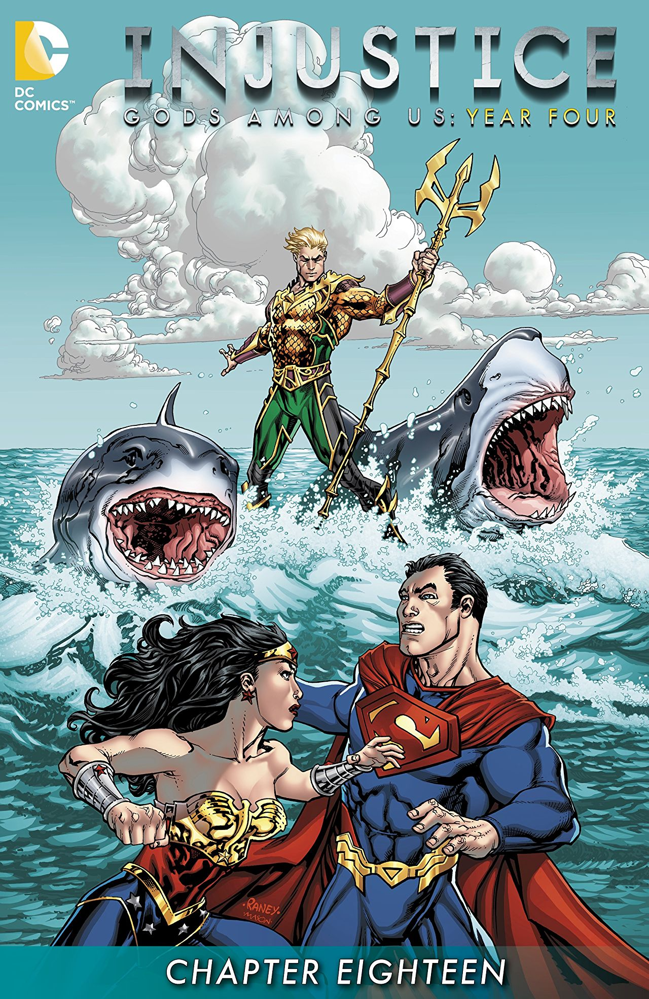 Injustice: Gods Among Us: Year Four Vol 1 18 (Digital)
