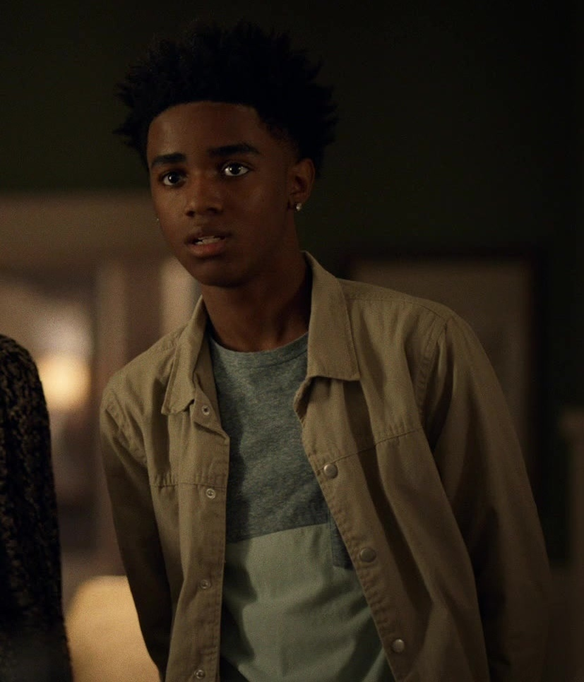 Issa Williams (Black Lightning TV Series)