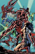 Justice League Vol 3 31 Textless