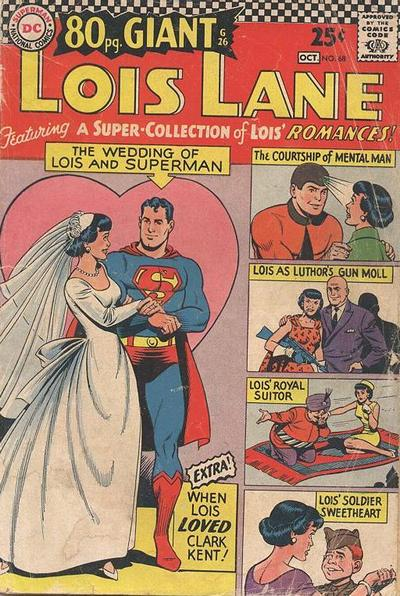 Superman's Girl Friend, Lois Lane Vol 1 68