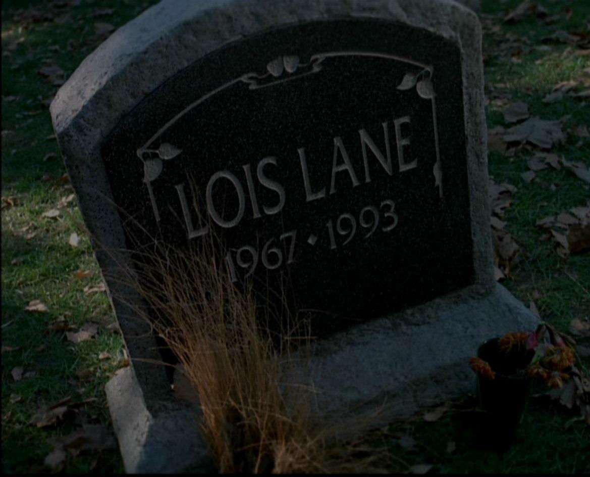 Lois Lane (Lois & Clark: Tempus Anyone?)