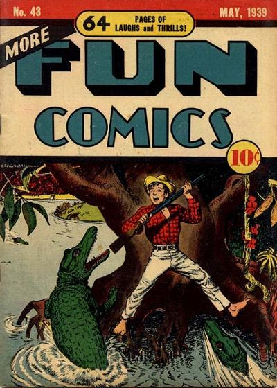 More Fun Comics Vol 1 43