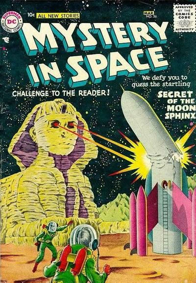Mystery in Space Vol 1 36