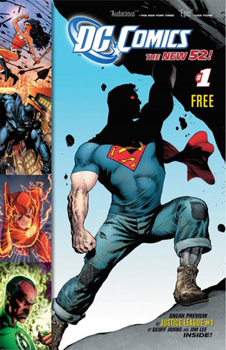 DC Comics: The New 52 Vol 1 1