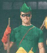 Oliver Queen Stargirl TV Series 0001