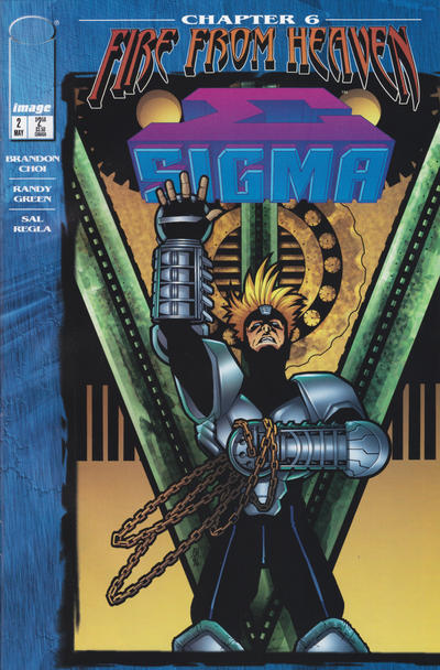 Sigma Vol 1 2