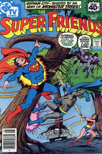 Super Friends Vol 1 20