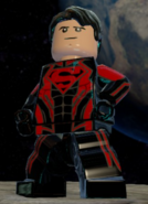 Superboy Lego Batman 0002