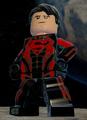 Superboy Lego Batman 0002