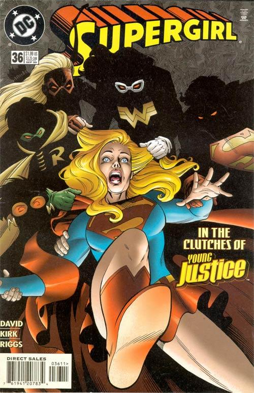 Supergirl Vol 4 36