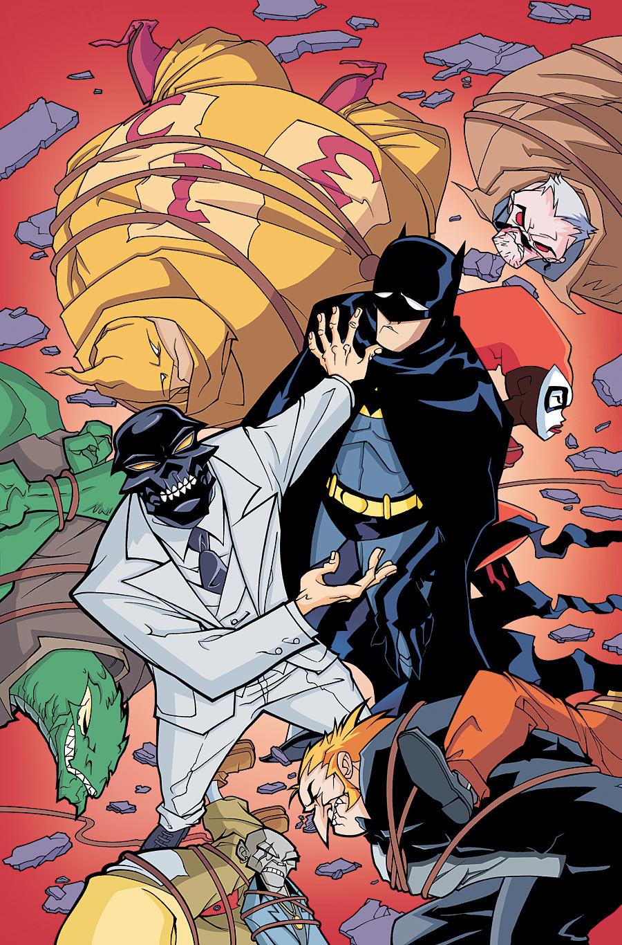 The Batman Strikes! Vol 1 39 Textless.jpg