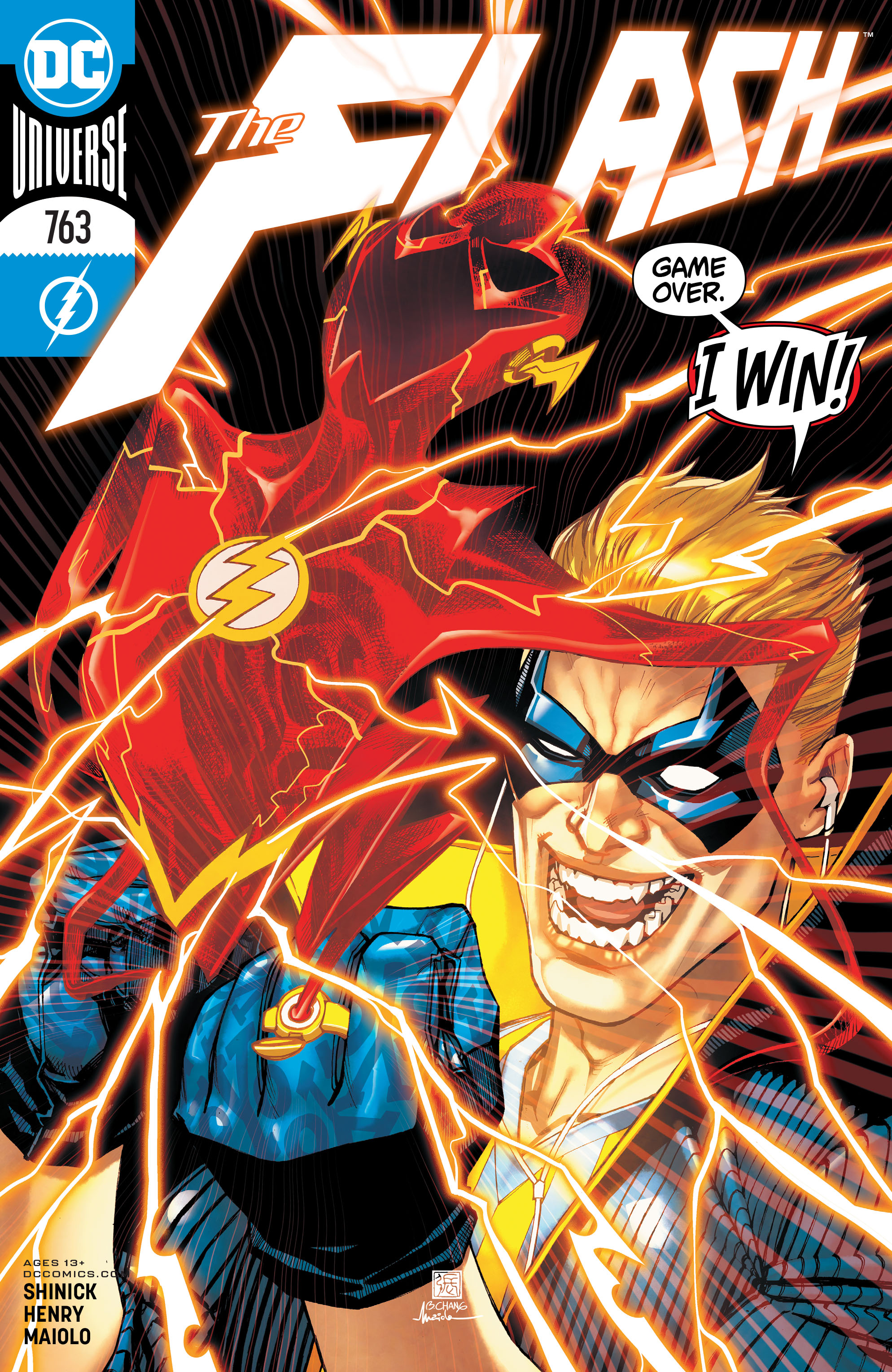 The Flash Vol 1 763