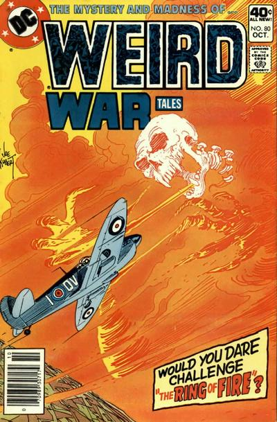 Weird War Tales Vol 1 80