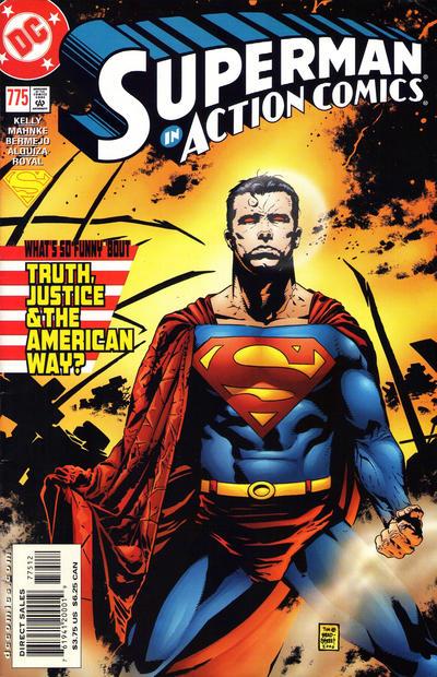 Action Comics Vol 1 775