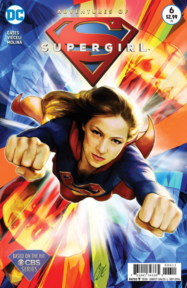 Adventures of Supergirl Vol 1 6