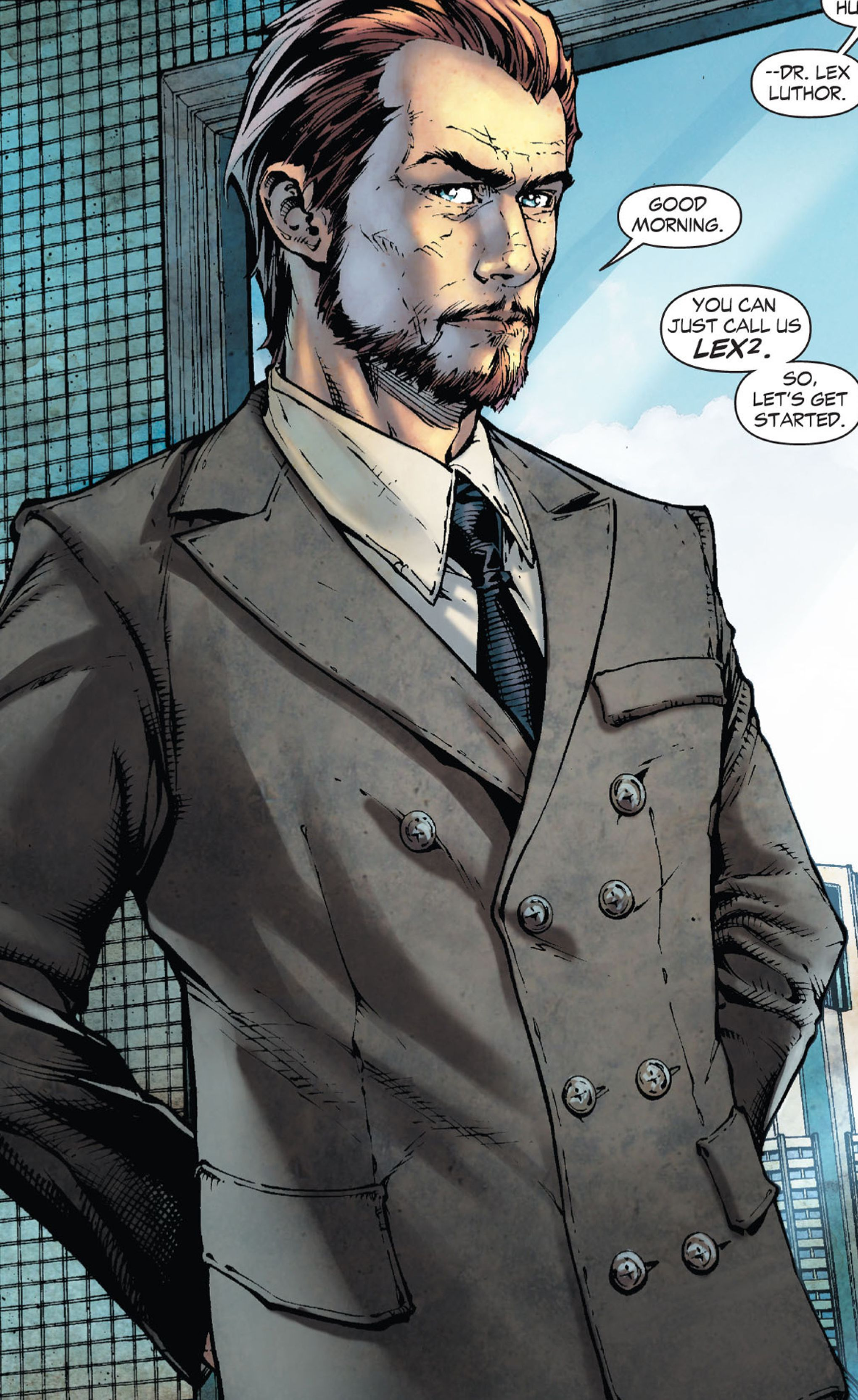 Alexander Luthor (Earth-1)