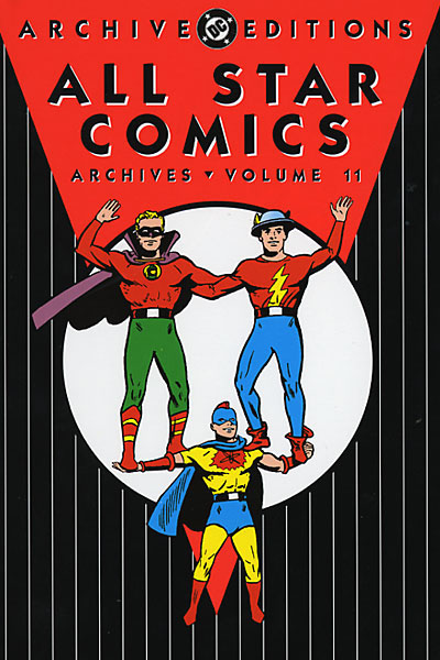 All-Star Comics Archives Vol. 11 (Collected)
