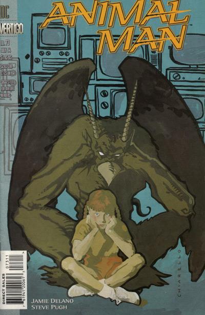 Animal Man Vol 1 73