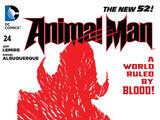Animal Man Vol 2 24