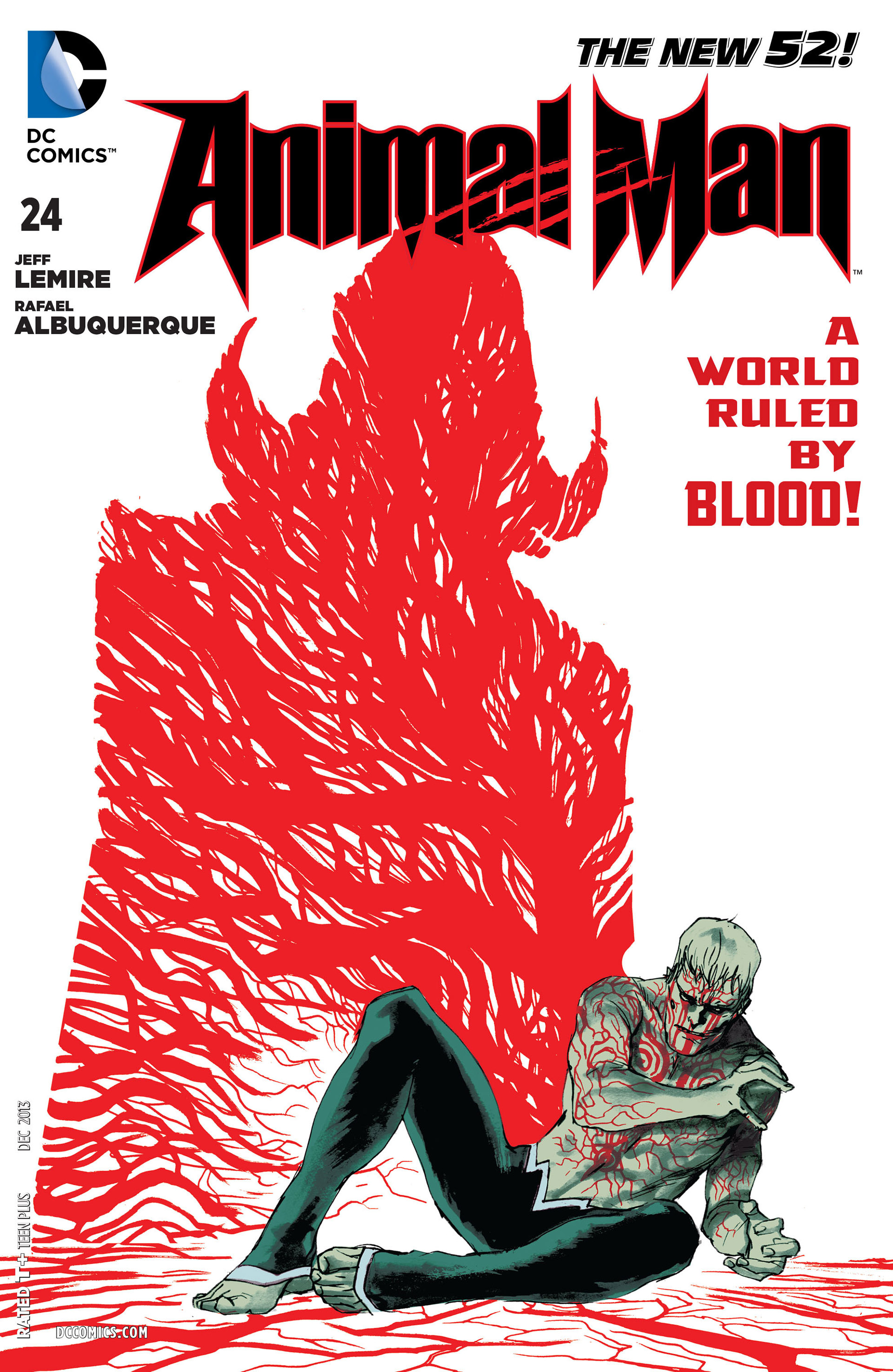 Animal Man Vol 2 24