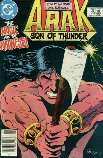 Arak: Son of Thunder Vol 1 29