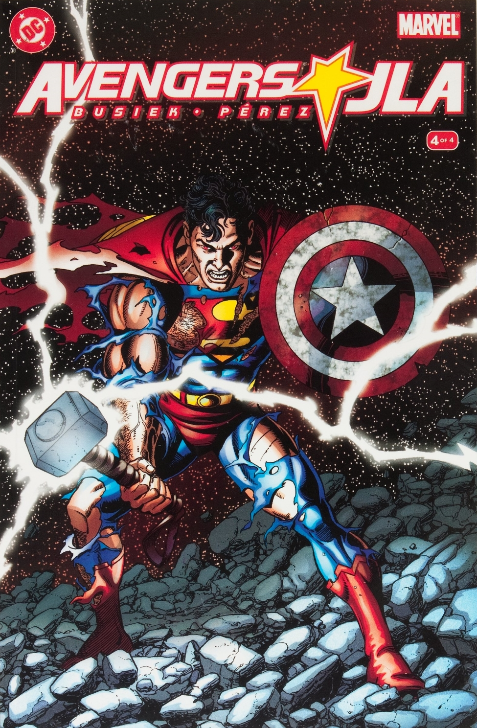 Avengers/JLA Vol 1 4