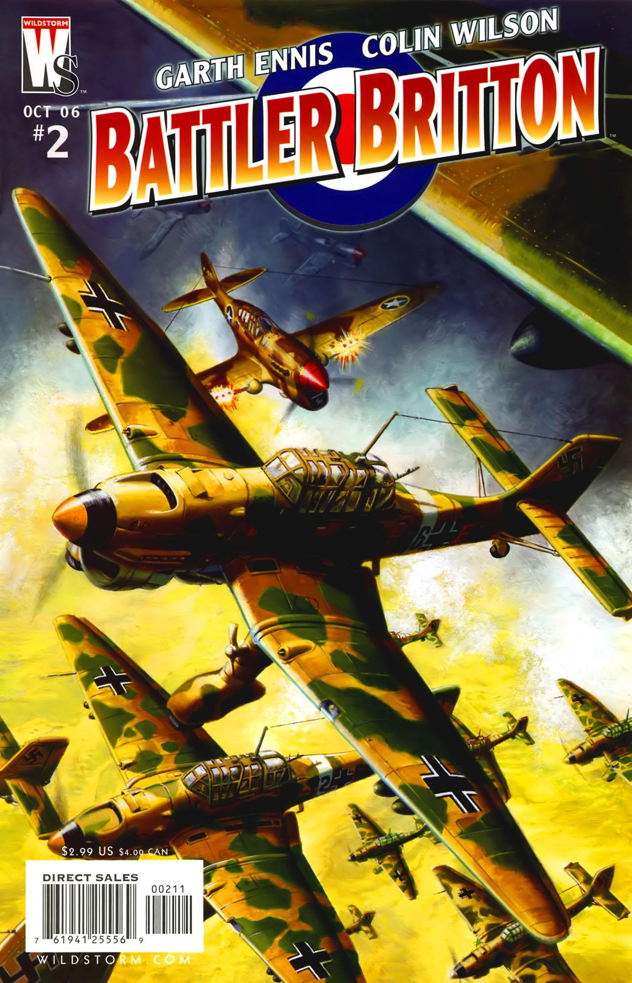 Battler Britton Vol 1 2