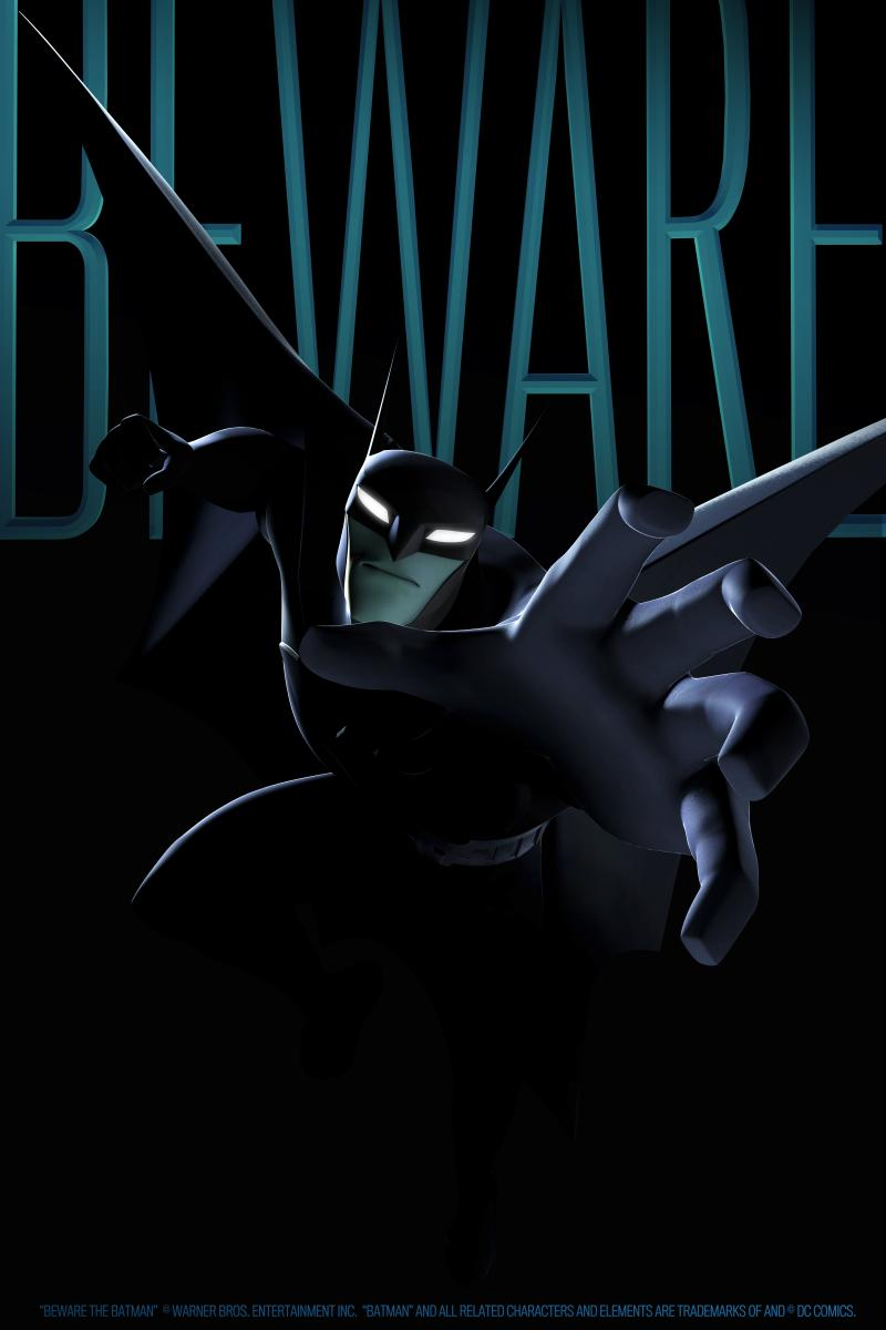 Beware the Batman (TV Series) Episode: Animal