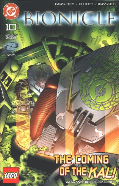 Bionicle Vol 1 10